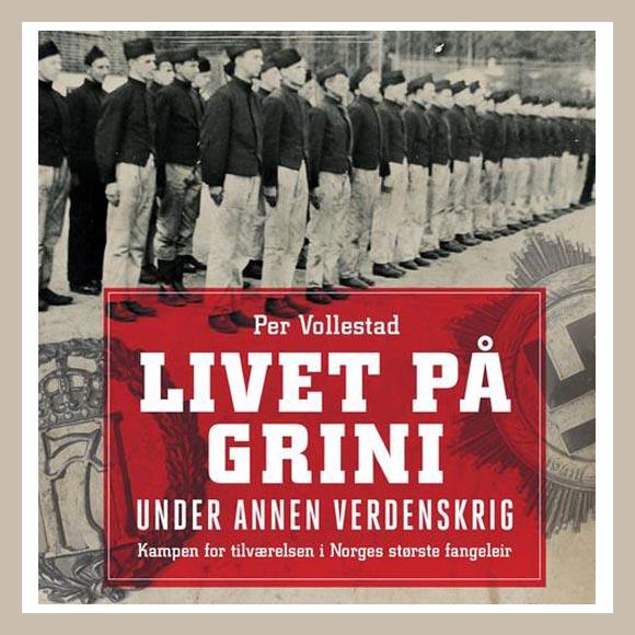 Foredrag på Falstadsenteret: Livet på Grini av Per Vollestad. Foto: Kagge Forlag